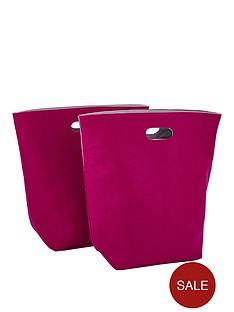 pack-of-2-felt-storage-bags-purple
