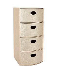 glitter-4-drawer-chest-champagne