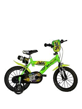 Teenage Mutant Ninja Turtles Turtles 14 Inch Bike
