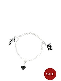 sterling-silver-girls-night-out-charm-bracelet-complete-with-three-charms