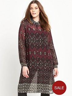 so-fabulous-long-sleeve-maxi-side-split-shirt