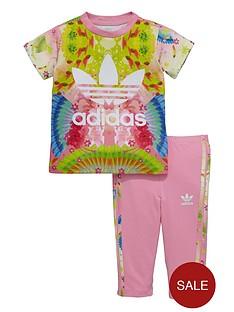 adidas-originals-baby-girls-feather-print-top-and-leggings-set