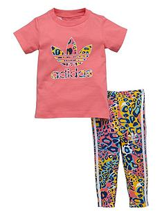 adidas-originals-baby-girls-animal-printed-t-shirt-and-leggings-set