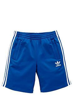 adidas-originals-older-boys-three-stripe-poly-shorts