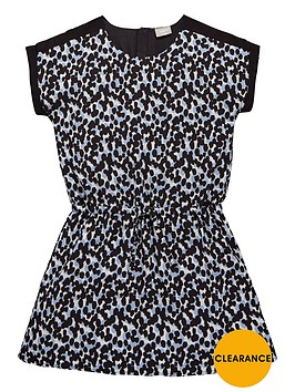 name-it-girls-animal-print-dress
