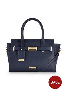 carvela-joanna-front-clasp-tote-bag