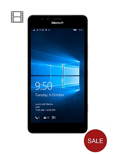 microsoft-lumia-950-32gb-black-with-office-365-personal-12-months-and-display-dock