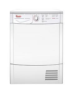 swan-stcl408wnbsp8kg-condenser-sensor-dryer-white