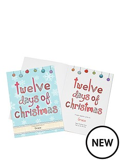 personalised-12-days-of-christmas-book