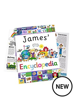 personalised-encyclopedia