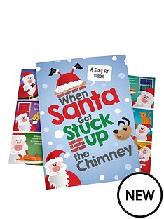 personalised-santa-got-stuck-up-the-chimney-book