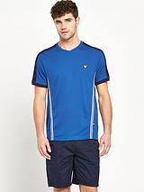 Lyle & Scott Sports Mesh Jersey T-Shirt
