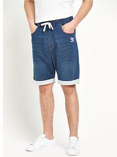 adidas-originals-indigo-shorts