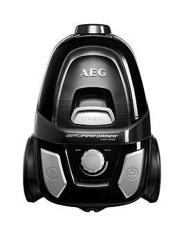 Aeg Ae9900Ukel Aeroperformer All Floor Bagless Vacuum Cleaner  Black