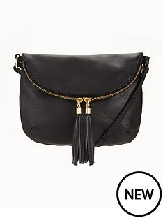 warehouse-leather-crossbody-bag