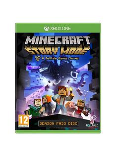 xbox-one-minecraft-story-mode