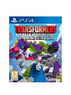 playstation-4-transformers-devastation