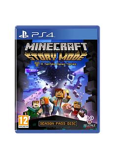 playstation-4-minecraft-story-mode