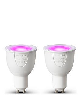 philips-hue-white-and-colour-ambiance-gu10-led-single-bulb-works-with-alexa