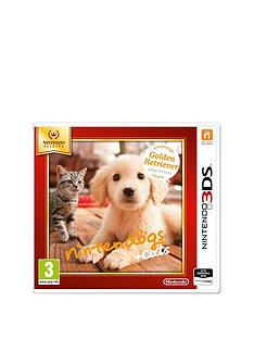 nintendo-3ds-nintendogs-retriever-and-friends