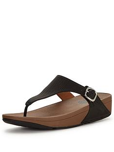 fitflop-skinny-patent-black-toe-post-sandal