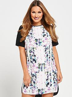 samantha-faiers-print-front-shift-dress