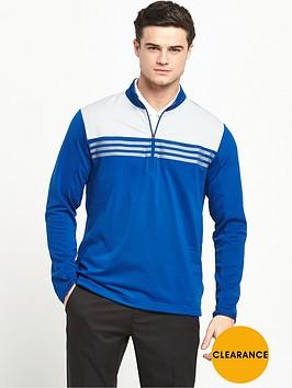 adidas-adidas-golf-climacool-colourblock-14-zip-top