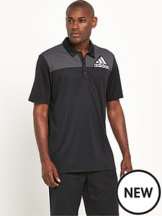 adidas-adidas-golf-big-logo-dot-print-polo