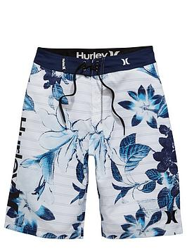 hurley-older-boys-floral-boardshort
