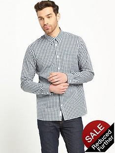 selected-homme-grandad-collar-shirt