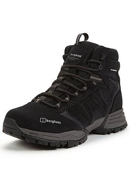 Berghaus Expeditor Aq&Reg Trek Mens Walking Boots  Dusk Pearl Grey