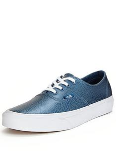vans-authentic-decon-metallic-leather-sneakers