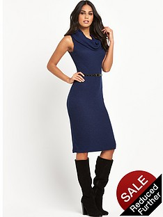 lipsy-lipsy-michelle-keegan-knitted-roll-neck-belted-midi-dress