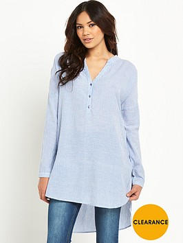 vila-maltic-long-sleeved-tunic-shirt