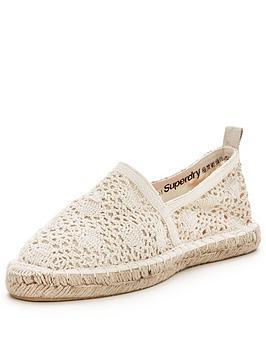 superdry-espadry-crochet-espadrille