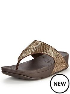 fitflop-fitflop-lulu-superglitz-copper-toe-post-sandal