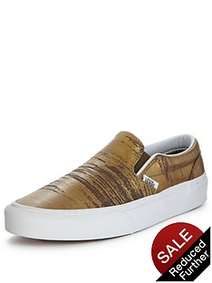vans-vans-039classic-slip-on-brushed-metallic