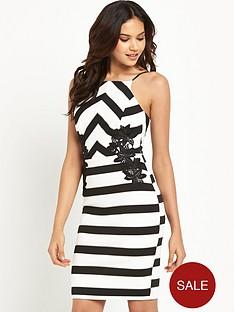 lipsy-michelle-keegannbspstriped-appliquenbspstrappy-dress