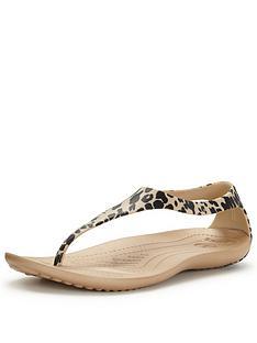 crocs-sexi-leopard-print-flip-flop