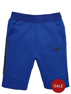 nike-older-boys-tech-fleece-shorts