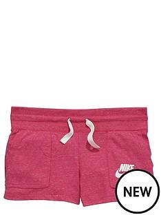 nike-nike-older-girls-gym-vintage-short