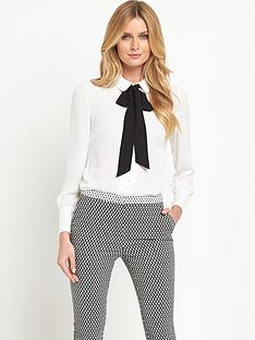 v-by-very-button-through-tie-neck-blouse
