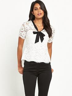 v-by-very-lace-top-with-contrast-tienbsp