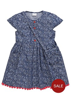 ladybird-girls-cap-sleeve-shirt-dress-and-bag-set-2-piece