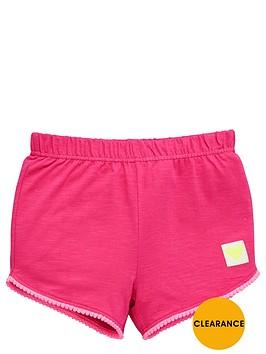 ladybird-girls-jersey-pomnbsppomnbsptrim-shorts