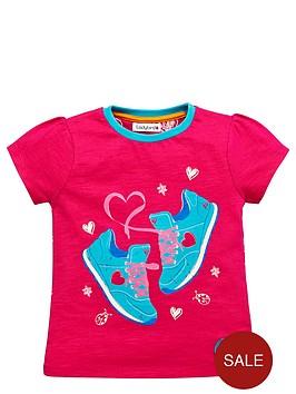 ladybird-girls-cool-trainer-printed-t-shirt