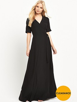 v-by-very-wrap-front-crepe-maxi-dress