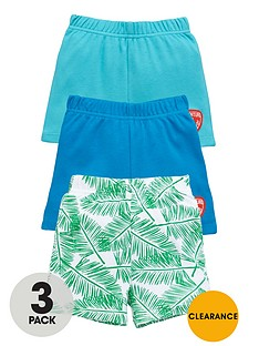 ladybird-baby-boys-bright-shorts-3-pack