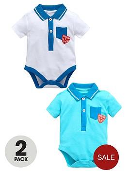 ladybird-baby-boys-pique-polo-bodysuits-2-pack
