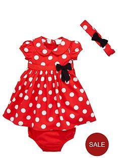 ladybird-baby-girls-spotty-dress-knickers-and-bow-headband-set-3-piece